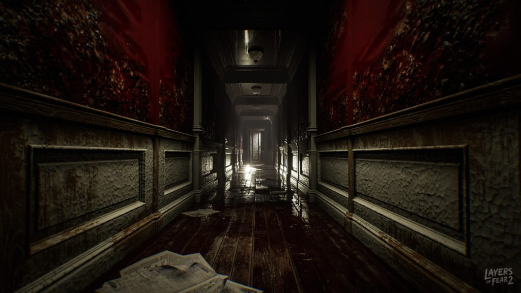Layers of Fear 2 Crack