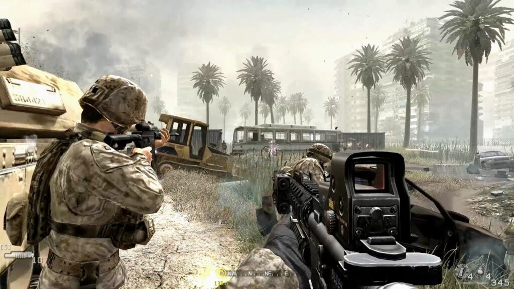 Download Call of Duty Modern Warfare Pełna Wersja