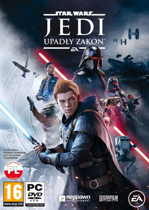 Star Wars Jedi Upadły zakon Download PC - Deluxe Edycja