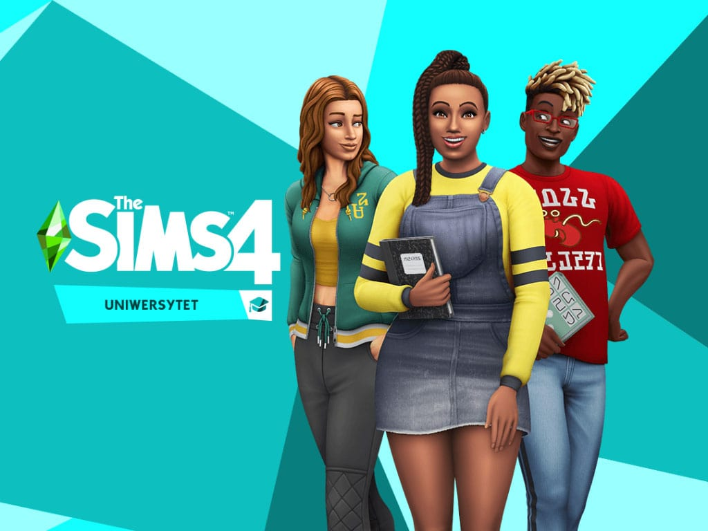 The Sims 4 Uniwersytet Download