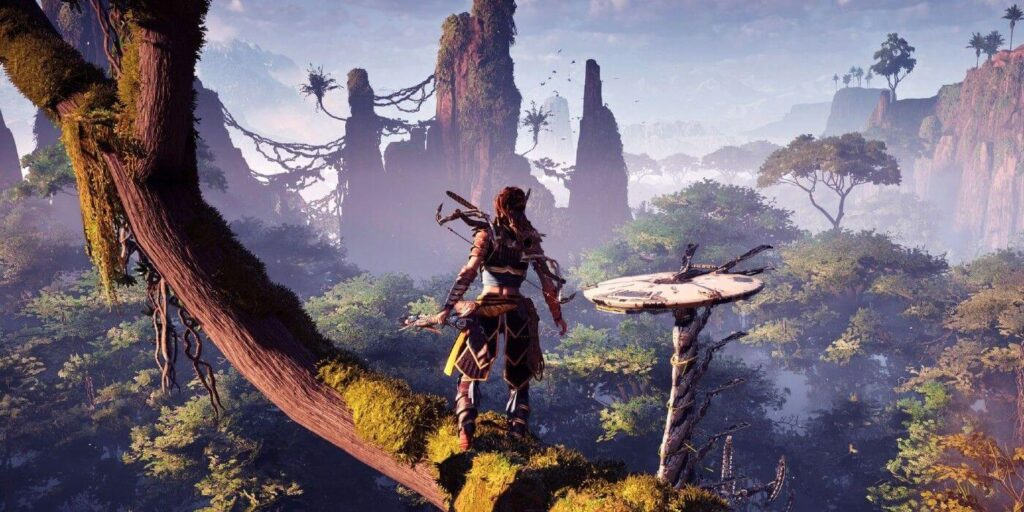 Horizon Zero Dawn do pobrania