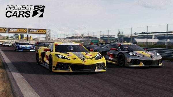 Project CARS 3 Download PC