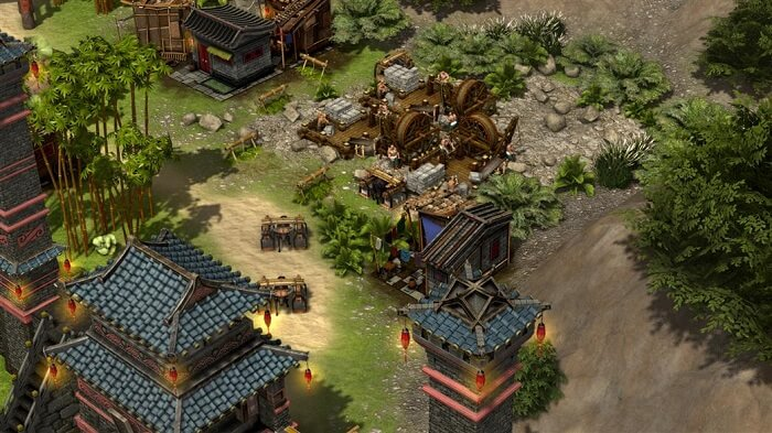 Stronghold Warlords Download