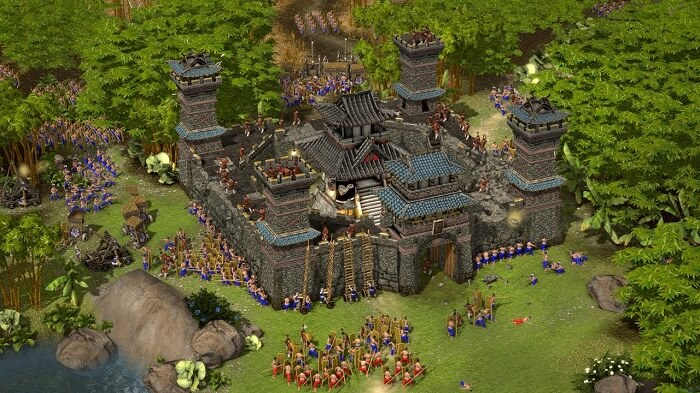 Stronghold Warlords Pełna Wersja