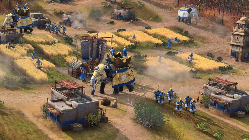 Age of Empires IV Download Pełna Wersja PC